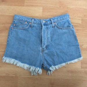 Hippie shorts